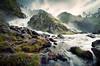 Låtefossen (Youronas) Tags: water norway rock canon river landscape norge waterfall rocks stream wasser rocky norwegen sigma hills 7d foss landschaft 816 fossen odda låtefoss låtefossen canon7d sigma816