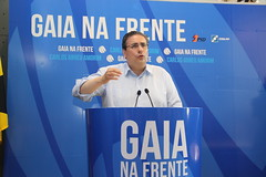 Apresentação dos candidatos ao município de Vila Nova de Gaia