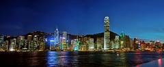 Victoria Bay (kingdomany) Tags: hk color night hongkong nikon flickr hku epic d90