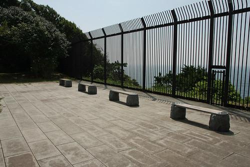 江の島(展望広場)(Enoshima Island, Kanagawa, Japan)