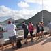 Watching The Boat Dock In St. Maarten