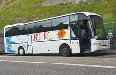 EC 128 HC (Cammies Transport Photography) Tags: man bus coach edinburgh terrace viaggi johnstone neoplan rezza ec128hc