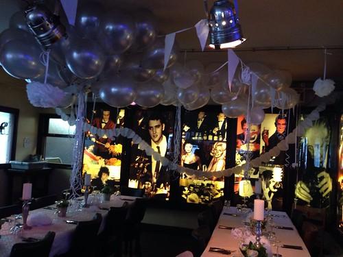 Heliumballonnen Cafe Ari Rotterdam
