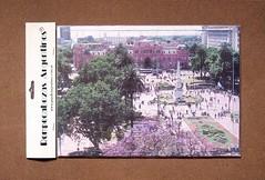 Plaza de Mayo - Rompecabezas Argentinos - 55 (Paulo R. Rodrigues) Tags: verde argentina buenosaires rosa puzzle praa jigsaw arvore 55 casarosada jigsawpuzzle quebracabea rompecabezas praademaio plazademaio rompecabezasargentinos