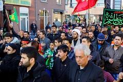 Herdenking moord op Hussein ,kleinzoon van de Profeet Mohammed (Roel Wijnants) Tags: europa islam mohammed kalender optocht hussein kleinzoon traditie profeet roel1943 roelwijnants islamitische gelovigen sjiieten roelwijnantsfotografie