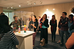 IMG_0600 (Thacher Gallery at the University of San Francisco) Tags: fridakahlo mexicanfolkart museumstudies usfca thachergallery thacherthursdays