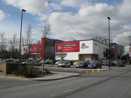 Virgin Active Gym, Crawley Leisure Park