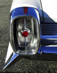Vintage Cadillac Puzzle Piece 1 (EssGee Photography) Tags: newyork color car digital vintage automobile humorous humor nostalgia vehicle dxo nostalgic canona1400