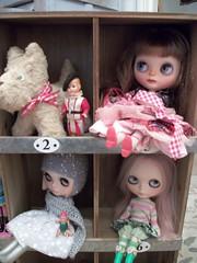 Dolly Shelf Sunday....
