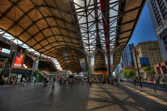 Southern Cross Station (DaveFlker) Tags: station cross melbourne southern