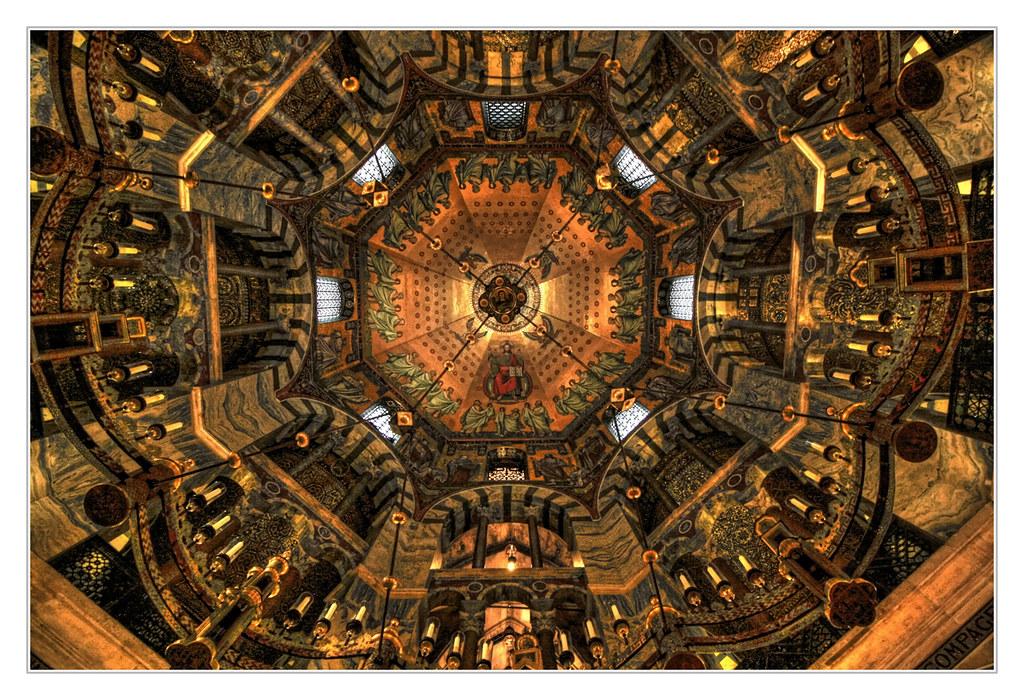 アーヘン大聖堂(Aachen Cathedral )-世界遺産-World Heritage-