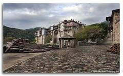 Ιερά Μονή Μονή Ιβήρων, Άγιον Όρος - Holy Monastery of Iviron, Mt. Athos, Greece