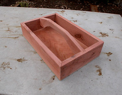 "Redwood Box • <a style=""font-size:0.8em;"" href=""https://www.flickr.com/photos/87478652@N08/15622235147/"" target=""_blank"">View on Flickr</a>"