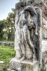 Appia Antica (mauriziosacco) Tags: italy rome roma strada italia via appiaantica romani viaappia viaappiaantica reginaviarum architetturaromana