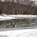 Susquehanna River In Winter