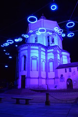 1411-cappuccini-night (braveknight74) Tags: italy river torino italia blu fiume bleu piemonte po luci museo monte blau turin montagna piedmont luce collina artista cappuccini torinese