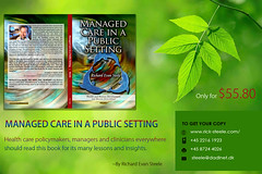 Managed Care in a Public setting Book (ricksteele300) Tags: healthpromotion managedcare integratedcare