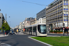 Le Havre - Citadis 006, 08-09-2014 (Paul van Baarle) Tags: france french nikon frankreich lia trolley transport tram transportation normandie frankrijk streetcar alstom normandy tramway 006 strassenbahn d800 tramvaj electrico tranvia tramwaj lehavre tramvia tramwaje citadis tramlijn citadis302 codah