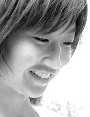 Yunhu Liu (BenValjean) Tags: china park travel girls portrait blackandwhite woman cute sexy girl beautiful beauty smile face smiling lady female canon pose hair asian person eos nice eyes asia pretty sweet outdoor feminine gorgeous chinese beijing adorable babe cutie lips teen talent teenager 北京 中国 lovely charming oriental dslr orient beihaipark cuties talented delightful teenage 女孩 beihai 北海 人 baw girlnextdoor 北海公园 500d 中国人 亚洲 eos500d benjamingoodacre goodacrephotography bengoodacre 才能