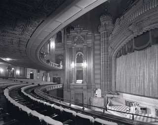 Civic Theatre Auckland, New Zealand in 1957