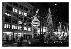 Playhouse square (Rx Eman.) Tags: ohio lights cleveland chandelier theatredistrict euclidavenue playhousesquare gechandelier