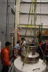 "Late shift prepares to fill liquid helium • <a style=""font-size:0.8em;"" href=""http://www.flickr.com/photos/27717602@N03/15899644331/"" target=""_blank"">View on Flickr</a>"