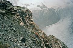(joelbrendenphotography) Tags: leica alps switzerland nc minolta kodak glacier gornergrat zermatt matterhorn f2 40mm expired portra ch swissalps 160 cle leitz 160nc rokkor gorner