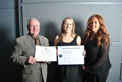 Audrée-Ève Thériault - Bourse Fondation du CBA