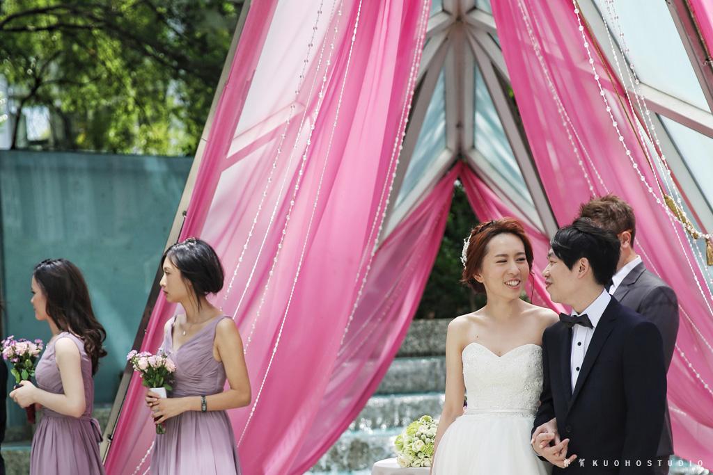 台北,婚攝郭賀,GraceWeddings,造型師Grace,婚禮攝影,婚禮記錄, 戶外證婚,證婚儀式,台北婚攝,民生晶宴,晶宴會館,迎娶,定結,文定,婚禮紀實