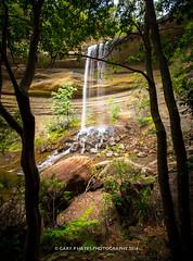 Victoria Falls Secret - MOUNT VICTORIA (Gary Hayes) Tags: sunset australia bluemountains pulpitrock mountvictoria kanimbla