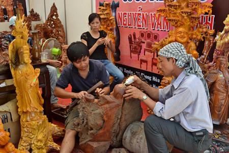 Festival nghề truyền thống Huế 2014