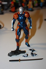 Revol Mini Metal Gear Solid - Gray Fox (Xomak) Tags: toys ninja figure grayfox kaiyodo metalgearsolid yamaguchikatsuhisa cyborgninja metalgearsolidthetwinsnakes frankjaeger revolmini microyamaguchi