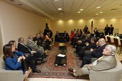 Global Peace Paraguay 2014 president meeting