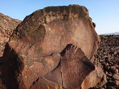 Kenia. Loyangalani. Grabados rupestres en el sitio de Marti Rock (escandio) Tags: 4 kenia 2014 rupestre loyangalani viajealturkana