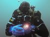 NDAC 2014 (bowsawblogger) Tags: uk man underwater scuba rubber latex bsac scubadiving chepstow drysuit wetsuit ndac gopro