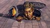 Vera Bugatti@Menino de rua (Almere 2014) (bugattivera) Tags: street netherlands brasil strada hole poor illusion asphalt asfalto chalkart almere madonnari pavimento meninoderua childrenatriskfoundation 3dstreetart distorsione gessetti illusioneottica 3dpavementart anamorfosi 3dstreetpainting verabugatti