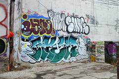 DSC_0549 v2 (collations) Tags: toronto ontario graffiti phil smug philth ak47 jaroe