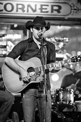 Corner (Thomas Hawk) Tags: bw usa unitedstates nashville guitar tennessee unitedstatesofamerica livemusic legendscorner