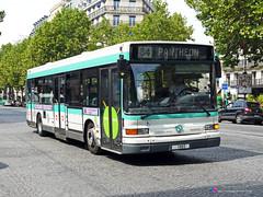 Renault Citybus - RATP 1003 (Pi Eye) Tags: paris bus renault autobus iledefrance ratp citybus rvi heuliez stif gx317