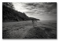 Ostseestrand (Rudolf Speth) Tags: strand warnemnde meer ostsee leuchtturm