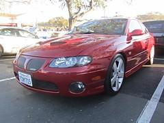 Pontiac GTO (Modern Version) (MR38) Tags: pontiac gto