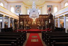 All Saints Greek Orthodox Church, Camden Street, NW1 (Tetramesh) Tags: uk greatbritain england bus london unitedkingdom britain londres gb routemaster londra doubledecker londen londonbus londinium lontoo llondon londontransport londonbuses londone londyn llundain londn  lunnainn londain londono mikecoles route31 tetramesh londrez  westbourneparkbusgarage jonathangili loundres londr lndra johngoodyer  totheworldsendscenesandcharactersonalondonbusroute derekredfin