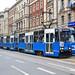 Konstal 105Na - MPK Kraków