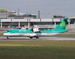 Aer Lingus Regional  (Stobart Air)                                       ATR72                                  EI-FNA (Flame1958) Tags: dub aerlingus dublinairport 0516 2016 040516 eidw stobartair aerlingusregional aerlingusregionalatr72 eifna