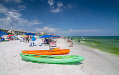 Beach (e_arunsid) Tags: vacation beach water sand florida tokina1224 destin memorialweek nikond5100