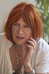 A new make-over (IMG_1984v2_0) (cindy richardson) Tags: portrait redhead tgirl transgender crossdress
