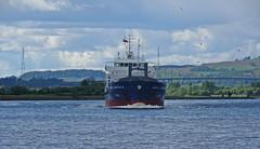 Karl (Bricheno) Tags: river scotland riverclyde clyde boat ship escocia szkocja renfrew schottland scozia renfrewshire cosse  esccia   karljakobk bricheno scoia