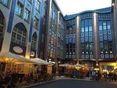 Hof 1 - Hackesche Hofe (AC Photography (Aury)) Tags: berlin germany artdeco hackeschermarkt scheunenviertel hackeschehofe