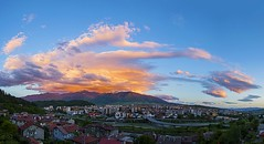 My city and amber dragon (erfey07) Tags: city light sky cloud mountain amber ngc ih saariysqualitypictures flickrtravelaward
