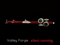 Valley Forge - Silent Running (Louie Tommo) Tags: ship silent lego running valley forge douglas trumbull ldd bluerender